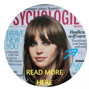 Psychologies 365 Ways to Feel Better feature