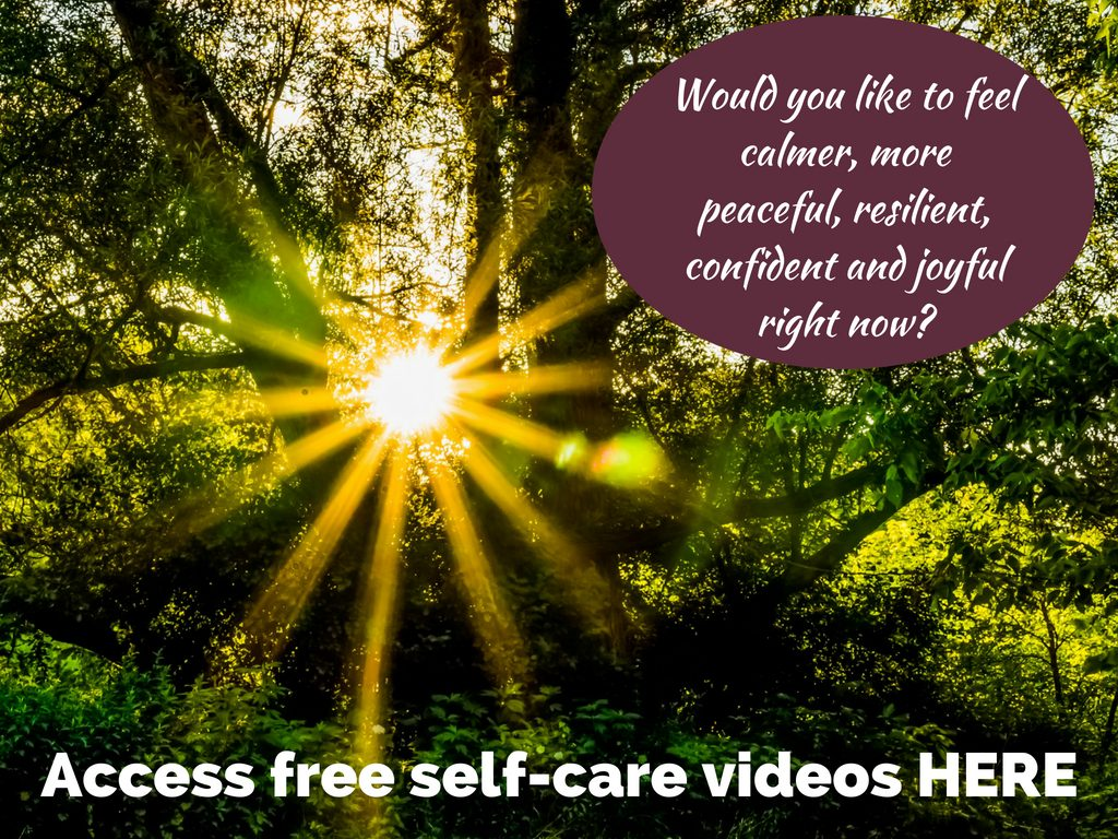 free self-care videos 365 Ways to Feel Better