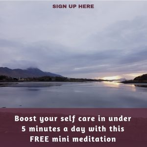 Feel Better Every Day Eve Menezes Cunningham self care mini meditation