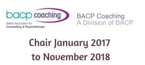 Eve Menezes Cunningham Chair BACP Coaching
