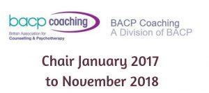 Eve Menezes Cunningham Chair BACP Coaching