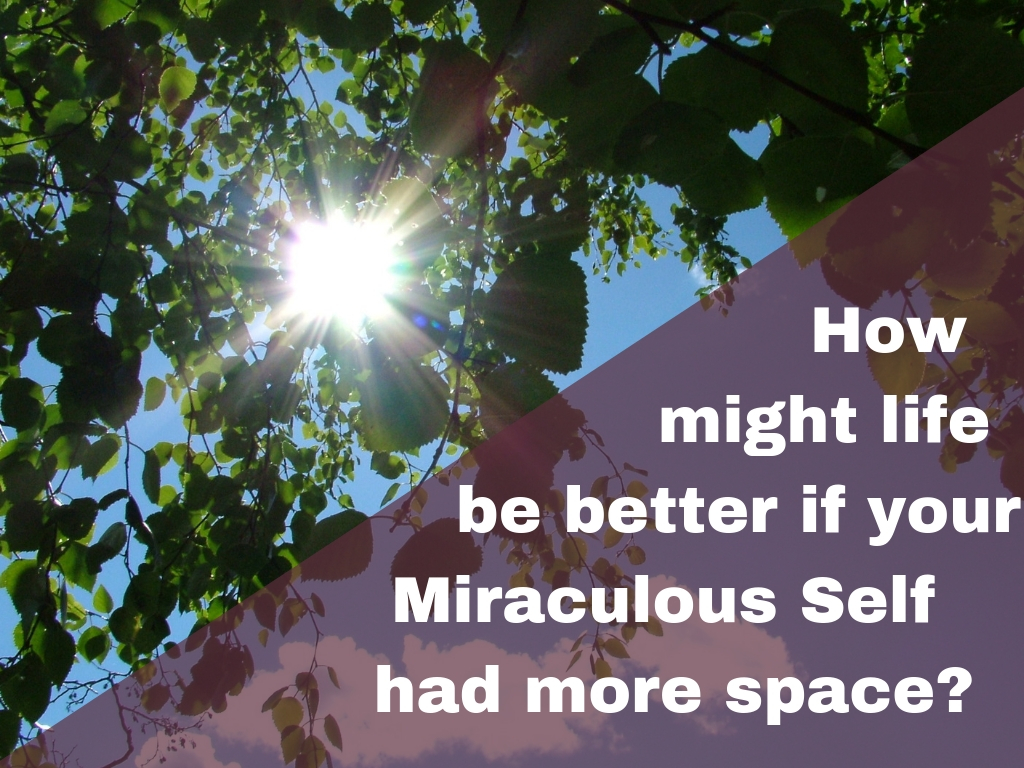 Miraculous Self Care Coaching and Readings