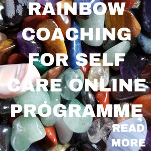 Rainbow Coaching for Self Care Online Programme