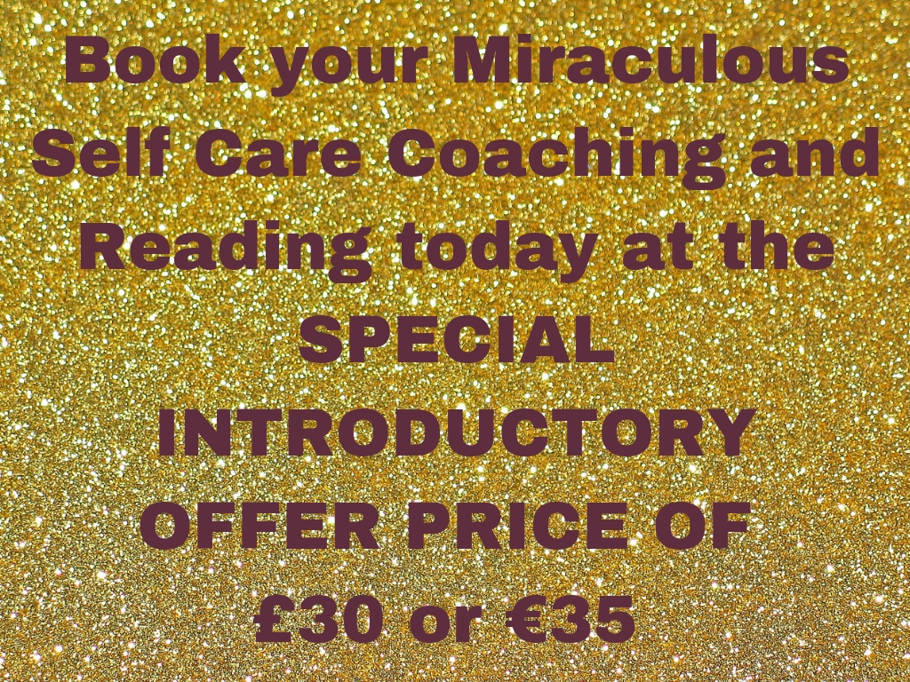 Miraculous Self Care Coaching and Readings with Eve Menezes Cunningham