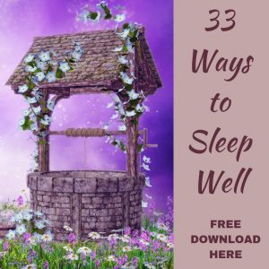 Free 33 Ways to Sleep Well pdf