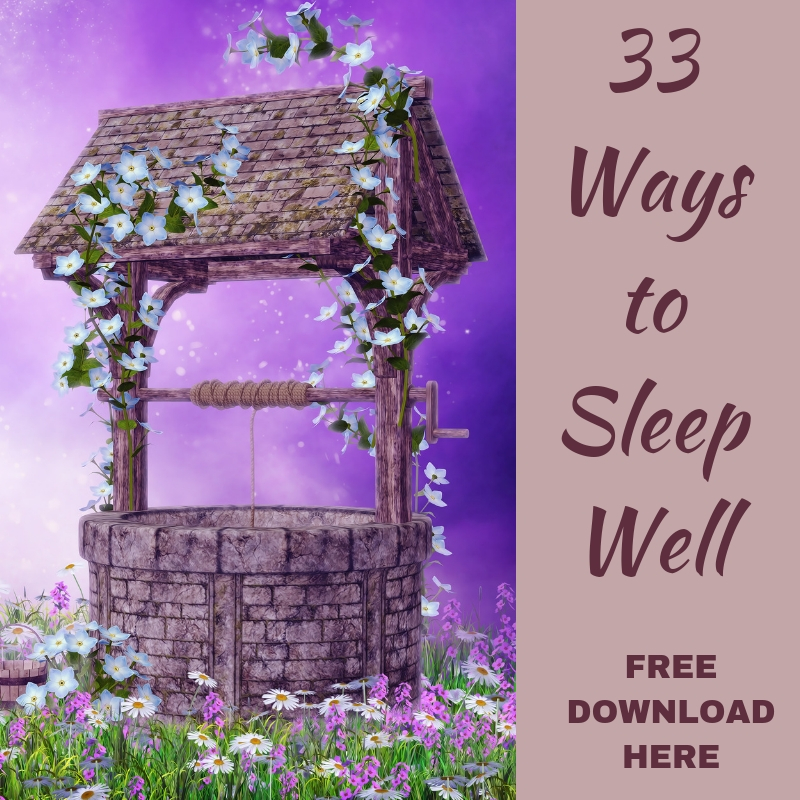 Free 33 Ways to Sleep Well
