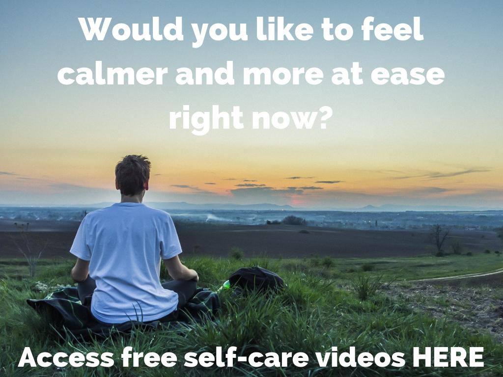 free self care videos