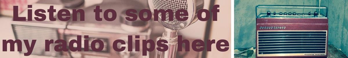 Eve Menezes Cunningham radio