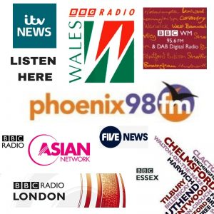 Eve Menezes Cunningham radio and tv bbc essex phoenix fm bbc radio wales bbc asian network