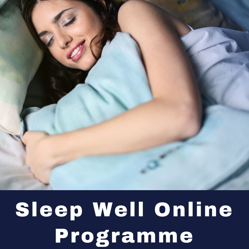 Sleep Well Online Programme Feel Better Every Day with Eve Menezes Cunningham