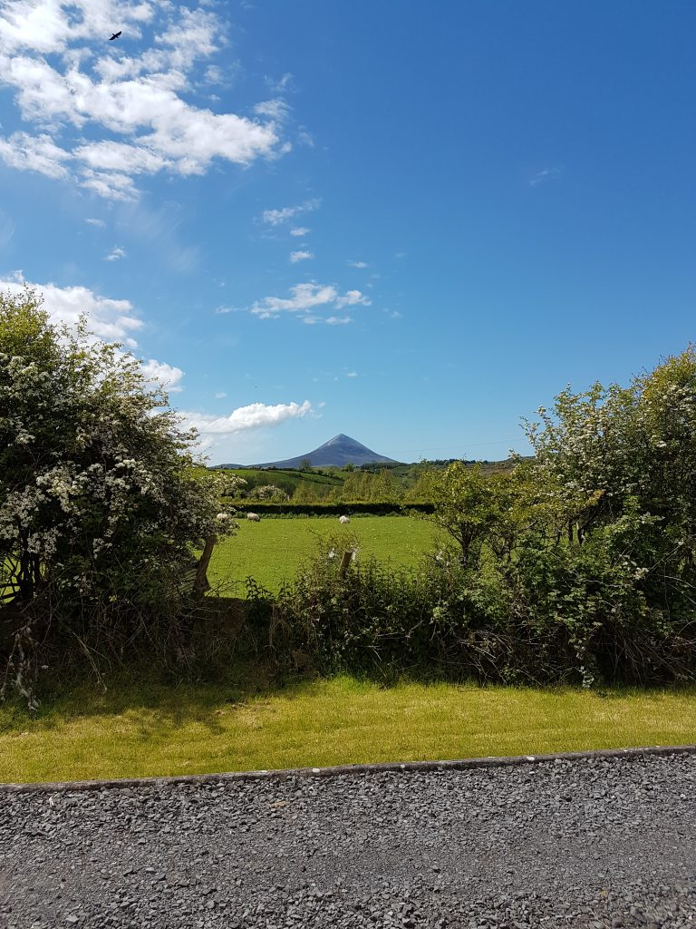 The Reek, Croagh Patrick, Westport, self care coaching, feel better every day
