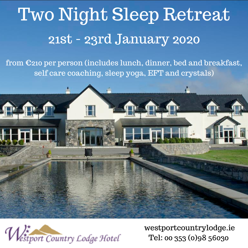 2 Night Sleep Retreat at Westport Country Lodge Hotel
