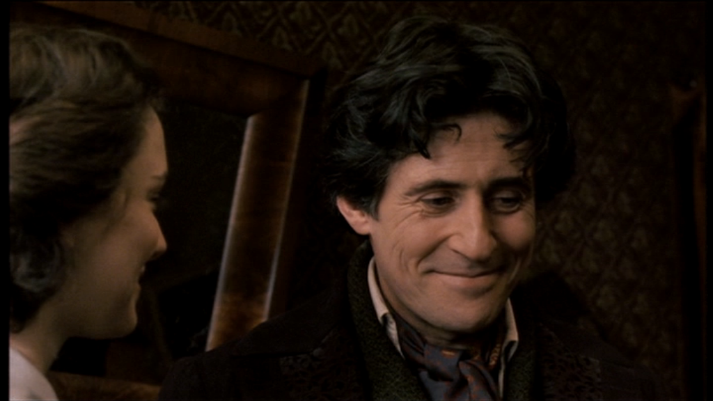 Gabriel Byrne as Professor Bhaer in the 1994 version of Little Women