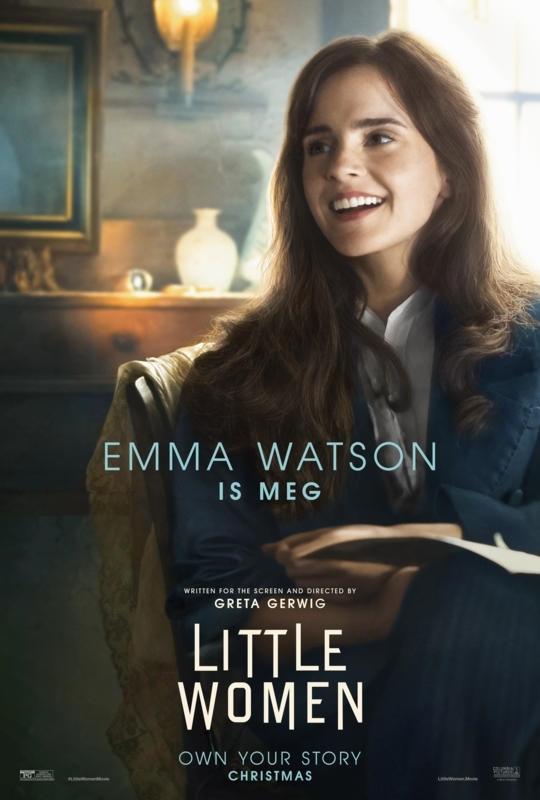 Emma Watson as Meg
