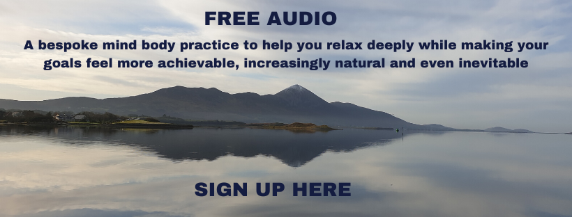sign up here for your free audio to relax body and mind from Feel Better Every Day with Eve Menezes Cunningham