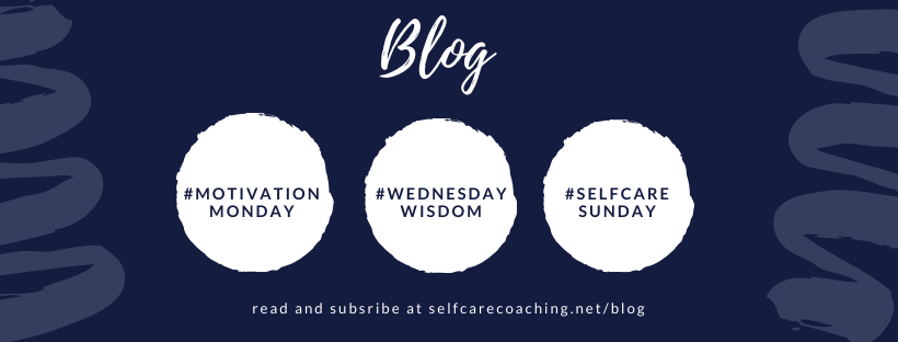 New blogs from Feel Better Every Day with Eve Menezes Cunningham each #motivationmonday #wednesdaywisdom and #selfcaresunday