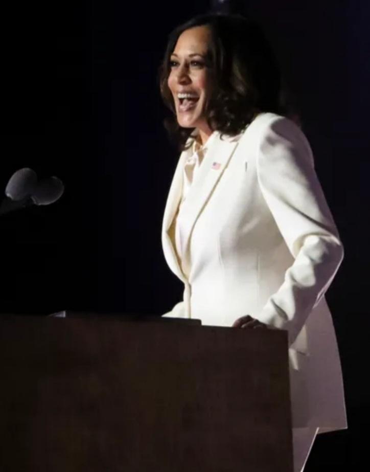 Kamala Harris victory speech November 2020