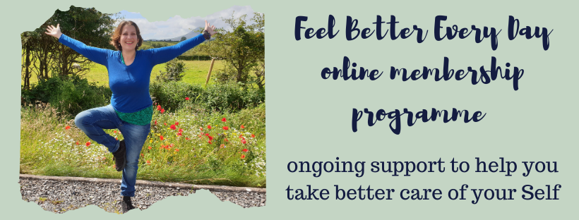 join the Feel Better Every Day online membership