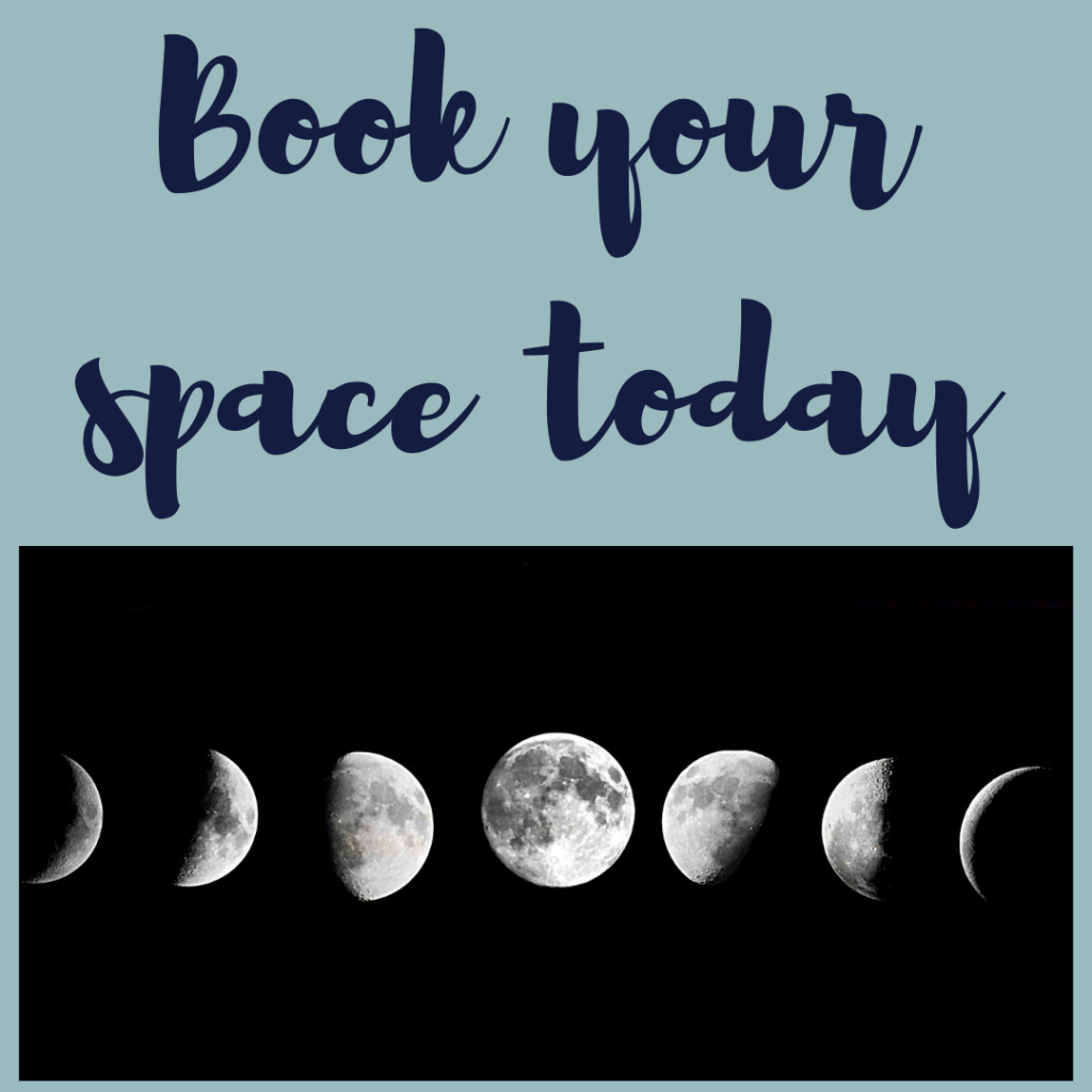 Book your Moon Mna Women's Celtic Moon Circle Westport and online space