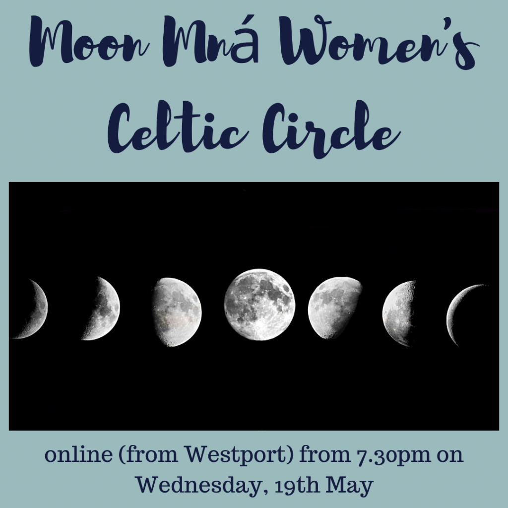 Moon Mna Women's Celtic Circle online from Westport
