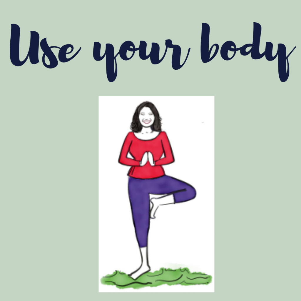 self care use your body